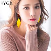 顯臉瘦的耳環女大氣時尚個性百搭韓國新款潮氣質耳墜長款耳飾