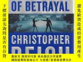 二手書博民逛書店Rules罕見of BetrayalY307751 Christ