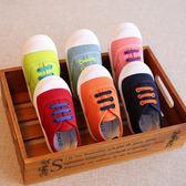 春秋兒童帆布鞋男童女童寶寶布鞋小童1-3歲2防滑軟底鞋子潮