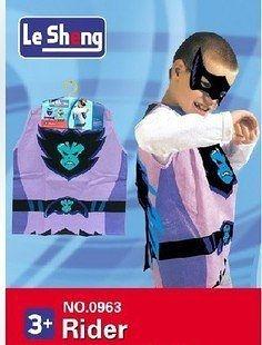 萬聖節表演兒童遊戲職業 武士服