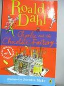 【書寶二手書T7/原文小說_HPK】Charlie and the Chocolate Factory_DAHL, RO
