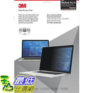[美國直購] 3M PFNAP004 螢幕防窺片 31.2*45cm Privacy Screen Protectors Filter for Apple MacBook Pro 13 with Retina Display