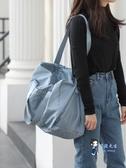 健身包 出差旅行包女短途輕便大容量網紅手提小行李袋運動健身包男 多色