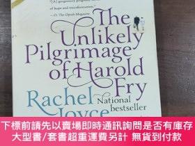 二手書博民逛書店The罕見Unlikely Pilgrimage of Harold Fry A NovelY20092 Ra