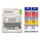 【任選市價399標籤帶6捲】EPSON LW-700 可攜式輕巧型標籤機
