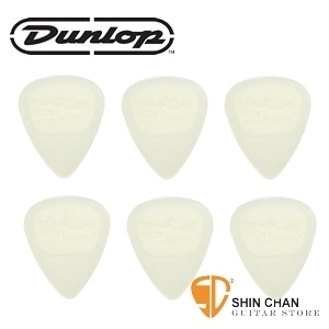 Dunlop 4461 超炫夜光Pick彈片【Glow Standard】(六片組)