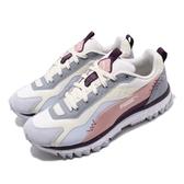 Puma 休閒鞋 TrailWolf 米白 藍 女鞋 運動鞋 【PUMP306】 37188908