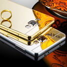 【SZ】鏡面框+推拉背板 GALAXY J2手機殼 a5 2016手機殼 NOTE3 neo手機殼