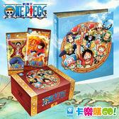 航海王 One piece - 珍藏卡 珍藏盒25包入+珍藏卡冊(優惠組)