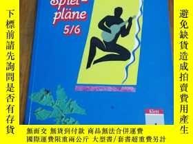二手書博民逛書店SPIEL-PLANE罕見5 6德文原版,(精美彩印插圖本)Y12800 KLETT KIETT ISBN:9