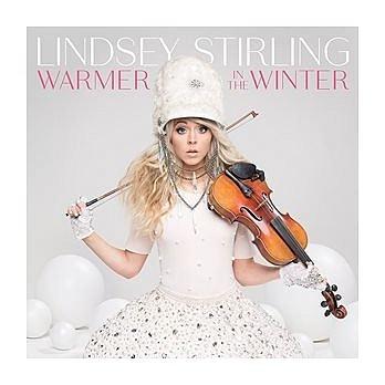 琳西特莉 弦音暖聖誕 CD Lindsey Stirling Warmer In The Winter 免運 (購潮8)