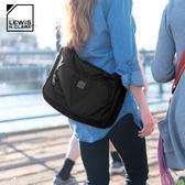 Lewis N. Clark RFID屏蔽斜背包 5005 / 城市綠洲 (防盜錄、旅行包、美國品牌)