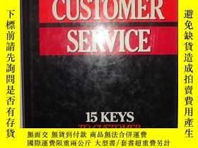 二手書博民逛書店Front-罕見Customer Service: 15 Key