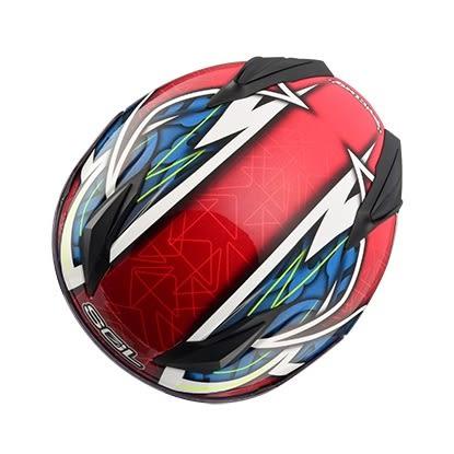 [東門城](現貨+預購) SOL SO-2 霍克 白紅 3/4罩安全帽