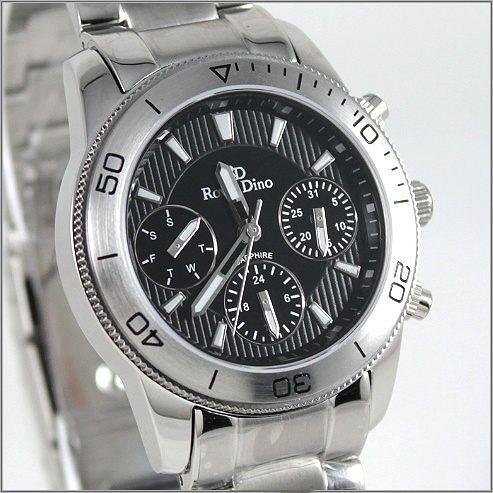 【萬年鐘錶】 Roven Dino 羅梵迪諾 楊丞琳代言 黑女錶 RD616