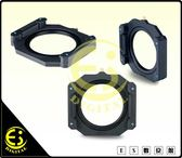 ES數位 百諾 100mm FG100 方型 濾鏡托架 支架 框架 相容 100MMX150MM 方鏡片 減光鏡 偏光鏡 漸層鏡 FG-100