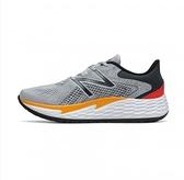 New Balance PERFORMANCE 男款灰色運動慢跑鞋-NO.MVARELL1