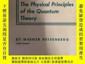 二手書博民逛書店the罕見physical principles of the
