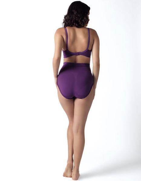 內褲 / 孕婦內褲 法國 Cache Coeur - ILLUSION 款 無縫孕婦內褲 神秘紫 CL1210