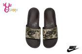 NIKE Benassi JDI Print 拖鞋 男款 迷彩 運動拖鞋 O7195#迷彩◆OSOME奧森童鞋