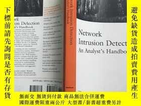 二手書博民逛書店英文罕見Network Intrusion Detection