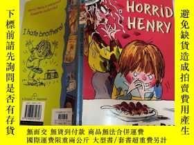 二手書博民逛書店horrid罕見henry 可怕的亨利,Y200392