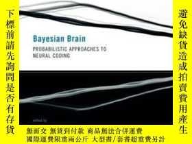 二手書博民逛書店Bayesian罕見BrainY255174 Kenji Doy