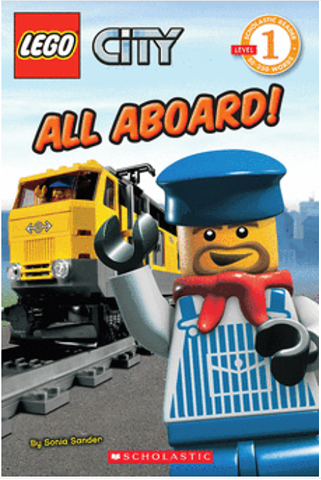 LEGO CITY (樂高城市):ALL ABOARD/L1