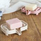 環保小麥瀝水皂盒 小麥塑料 可瀝水 多用肥皂盒 排水香皂盒  小麥秸稈【N429】米菈生活館
