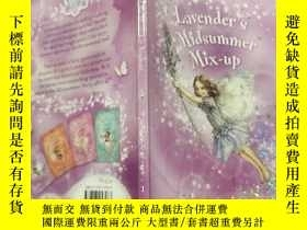二手書博民逛書店Lavender s罕見Midsummer Mix-up:薰衣草仲夏混搭..Y200392