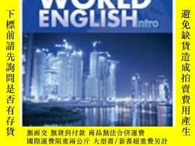 二手書博民逛書店World罕見English Intro Middle East Edition: Writing Portfol