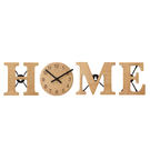Alphabet Clock Home- 英文字母 靜音 裝飾 時鐘 掛鐘