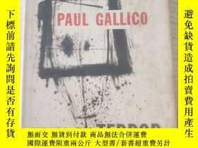 二手書博民逛書店TRIAL罕見BY TERROR BY PAUL GALLICOY255387 待查詢 同上 出版1952