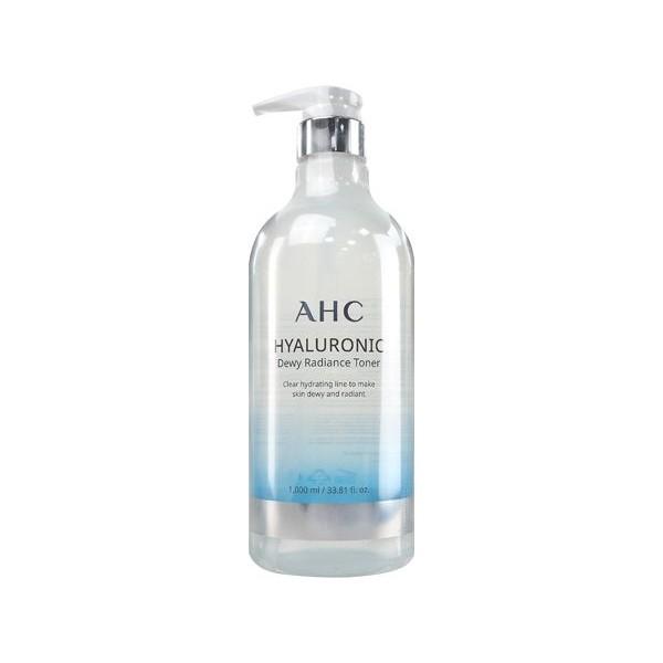 韓國 AHC 玻尿酸植萃保濕機能水(1000ml)【小三美日】A.H.C