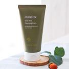 韓國 innisfree 橄欖真萃潔顏泡泡 150ml 潔面乳 洗顏乳 洗面乳 洗臉 橄欖洗面乳