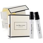 Jo Malone 經典揉香香氛禮盒組-杏桃花+鼠尾草
