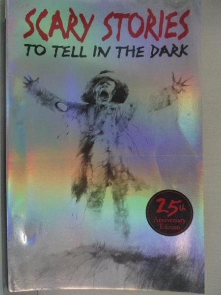 【書寶二手書T1/少年童書_JVM】Scary Stories to Tell in the Dark_Schwartz