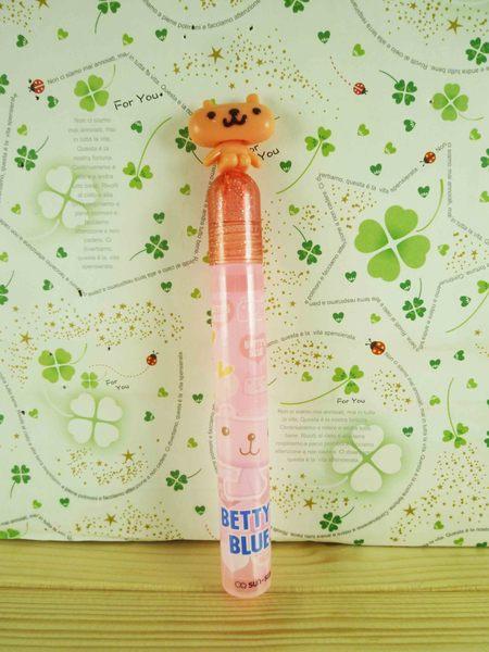 【震撼精品百貨】貝蒂熊_Betty Bear~膠水-粉
