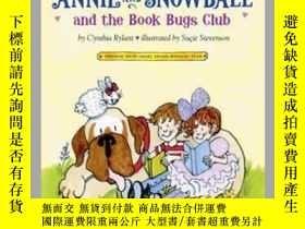 二手書博民逛書店Annie罕見and Snowball and the Book Bugs ClubY362136 Photo