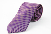 【Alpaca】紫色圓點領帶