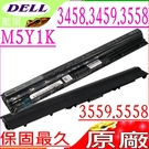 DELL電池(原廠)-戴爾 M5Y1K,Vostro 3458電池,INS14UD電池,INS14UD-1108W,1328W,1528B,1528R電池,HD410