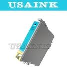USAINK~EPSON T0462 藍色相容墨水匣     Stylus Color - C63 / C65 / C83 / CX3500