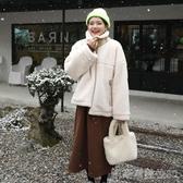 毛毛包冬季毛茸茸包包女款時尚百搭仿水貂毛皮草可愛毛毛絨斜挎單肩 凱斯盾