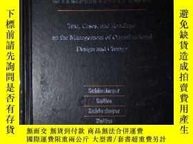 二手書博民逛書店Organization:罕見Text, Cases, and