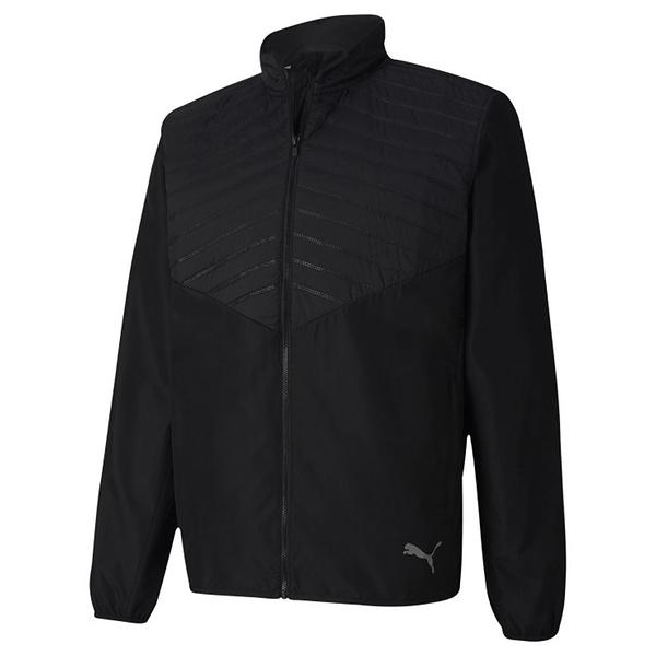 PUMA Favourite Puffer JKT 男裝 外套 立領 保暖 反光 黑 歐規【運動世界】51971901