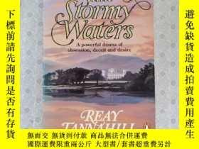 二手書博民逛書店36開英文原版罕見In still and stormy waters Y281995 Reay Tann