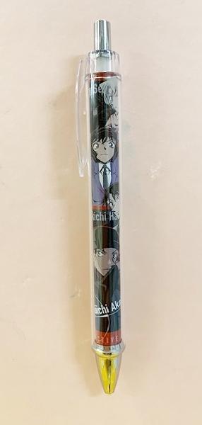 【震撼日式精品】名偵探柯南Detective Conan~原子筆-紅黑*53169
