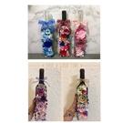 永生花,酒瓶材料包,附製作說明