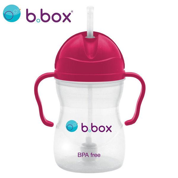 澳洲b.box 防漏學習水杯(240ml)-西瓜紅