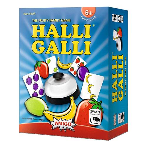 【新天鵝堡桌遊】德國心臟病 Halli Galli (英文版)
